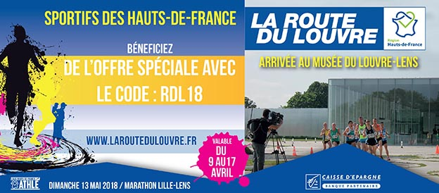 OFFRE SPECIALE RDL 2018