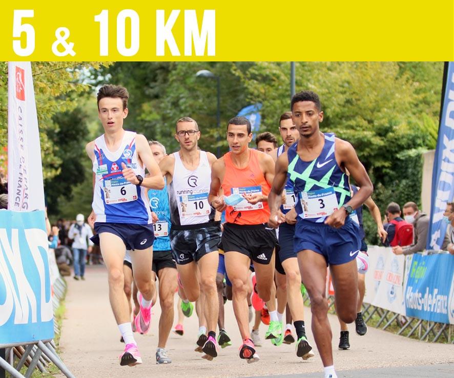 5 ET 10 KM
